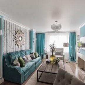 Идеи преображения гостиной площадью 14 квадратов