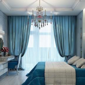 Способы планировки спальни 6-7 кв. м.