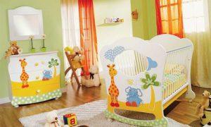 Обустраиваем дизайн детской комнаты 14 кв. м.