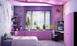 Каким сделать дизайн детской комнаты 5 или 6 кв. м