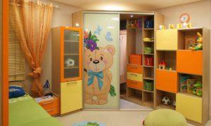 Способы обустройства детской комнаты 7 или 8 кв. м.