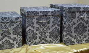 Упорядочим хаос: ящики для хранения вещей
