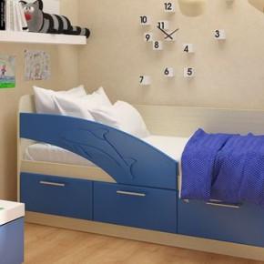 Чем же хороша детская кровать дельфин