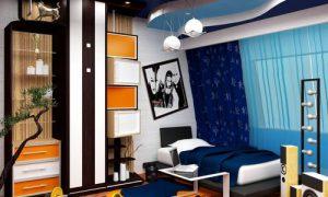 Как оформить комнату для подростка мальчика: идеи дизайна
