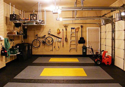Jak Wyposażyć Garaż W środku Własnymi Rękami Zdjęcie