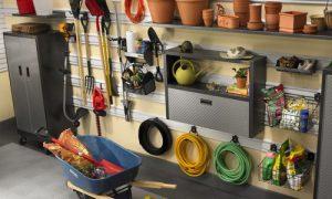 Практичные идеи как обустроить гараж внутри
