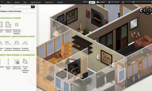 Как можно онлайн создать дизайн комнаты