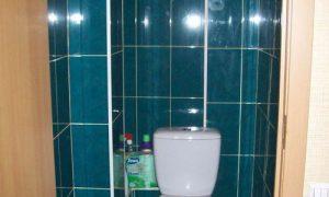 Оригинальные варианты дизайна плитки в туалете