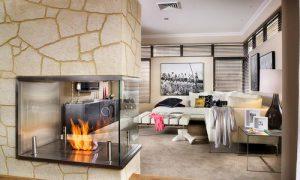 Идеи, как сделать зонирование однокомнатной квартиры