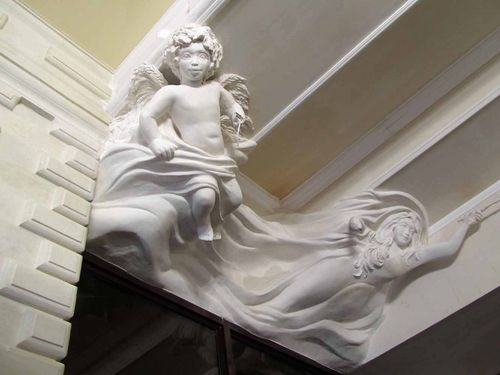 Гипс своими руками для ангел