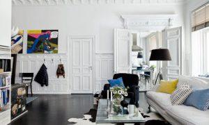 Гипсовая лепнина как элемент декора в современном интерьере
