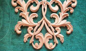 Резной декор из дерева своими руками: идеи для мебели