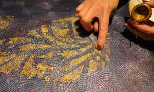 Мастер-класс как сделать трафареты для декора