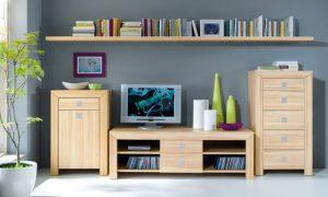 Мебель цвета бук: особенности цветового решения и стиля