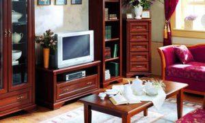 С чем сочетать мебель цвета вишни: рекомендации дизайнеров