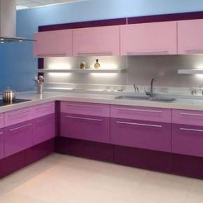 Какие бывают угловые кухонные гарнитуры