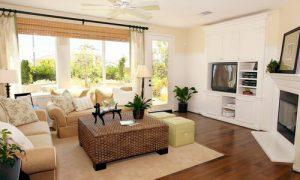 Как оформить интерьер темной комнаты в квартире