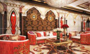 Арабский стиль в интерьере: основные черты дизайна