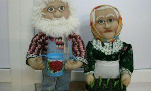 Интерьерные куклы ручной работы: как сшить и использовать