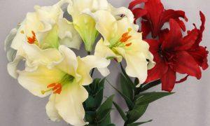 Мастер-класс по изготовлению интерьерных цветов