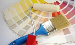 Особенности использования интерьерной краски для стен