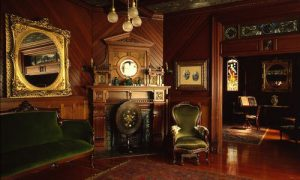 Викторианский стиль в интерьере различных комнат