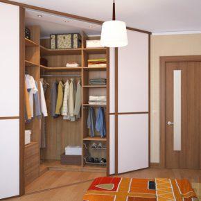 Как выбрать шкаф-купе для любой комнаты