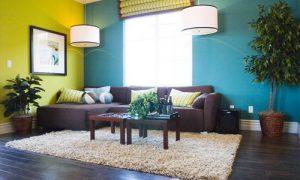 Выгодное сочетание синего цвета в интерьере: современные варианты декора