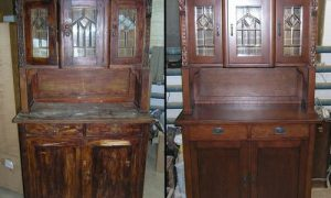 Варианты самостоятельной реставрации советской мебели