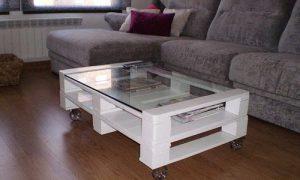 Как просто изготовить мебель из поддонов