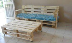Инструкция по изготовлению скамейки из поддонов своими руками