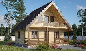 Варианты строительства летнего домика: выбор материала и дизайна