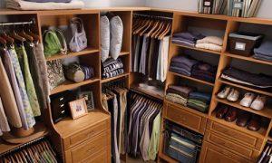 Оптимальные варианты наполнения гардеробной