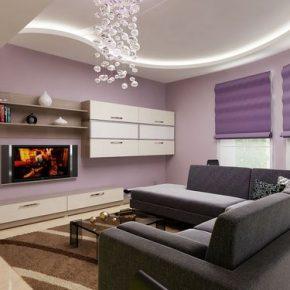 Дизайн и идеи освещения в гостиной: стильные решения