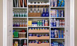 Обустройство и отделка кладовки в панельном доме