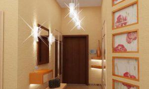 Каким сделать освещение в коридоре с различным оформлением