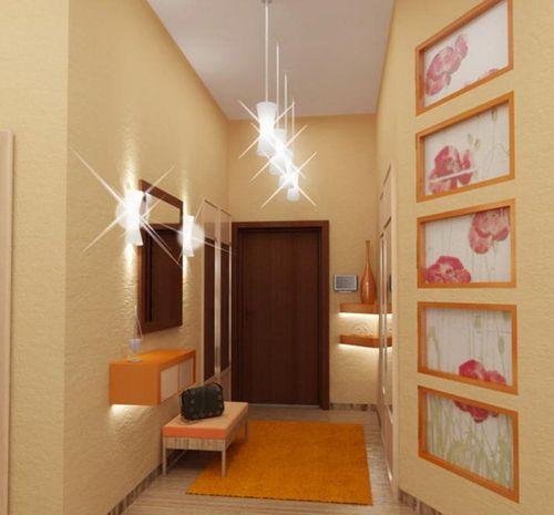 Как правильно в коридоре сделать освещение