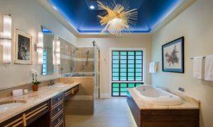 Каким сделать освещение в ванной комнате: удобство и функциональность
