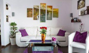 Популярные варианты интерьера с белыми стенами