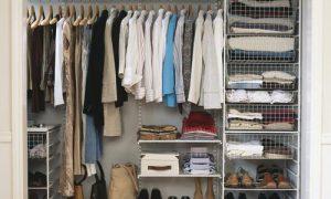 Какие эффективные системы хранения выбрать для гардеробной