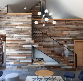 14 вариантов дизайна дома в стиле минимализм