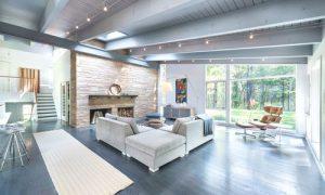 Идеи интерьера дома в стиле модерн