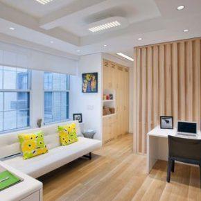 Как экономить пространство в маленькой комнате