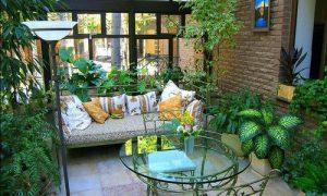 Как создать зимний сад в квартире: 20 вариантов