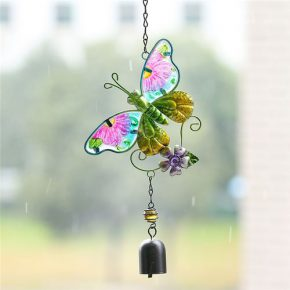 Идеи оформления интерьера декоративными бабочками