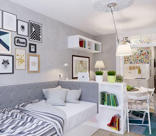 Простой дизайн квартиры