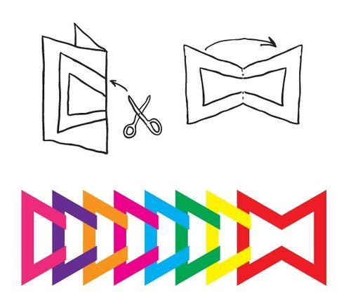 Схема гирлянды