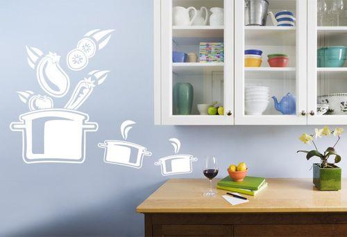 Кухонные наклейки
