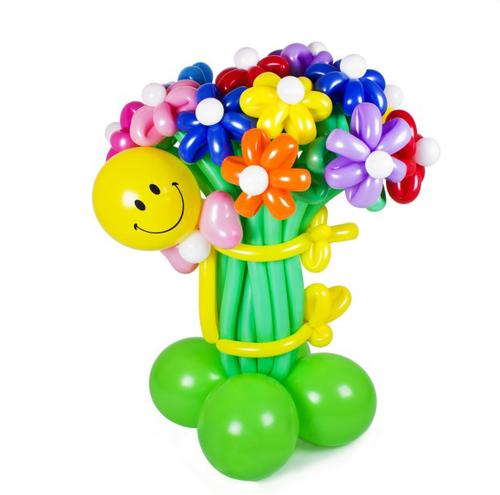 Букеты из шаров своими руками фото фото 376