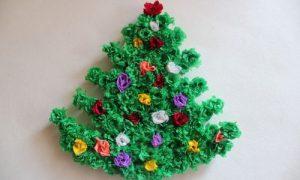 Необычные варианты украшения елки на Новый год